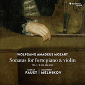 Mozart: Sonatas for Fortepiano and Violin by Isabelle Faust