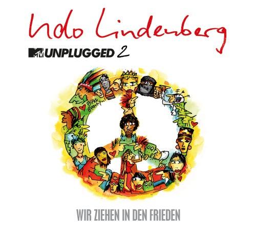 Wir ziehen in den Frieden (MTV Unplugged 2) von Udo Lindenberg