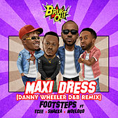Maxi Dress (Danny Wheeler D&B Remix) de Footsteps