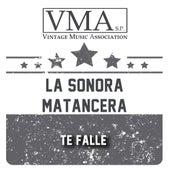 Te Falle by La Sonora Matancera