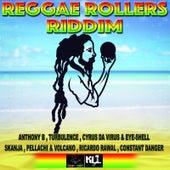 ReggaeRollers Riddim by Various Artists