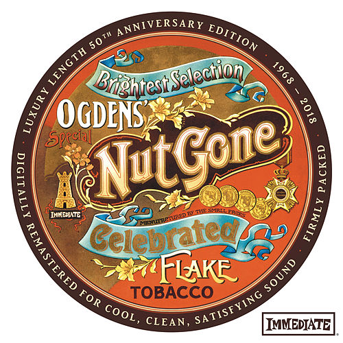 Ogdens' Nut Gone Flake - 50th Anniversary Edition (2018 Remaster) de Small Faces