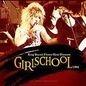 King Biscuit Flower Hour Presents (Live) de Girlschool
