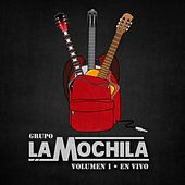 Grupo La Mochila, Vol. 1 (En Vivo) de Grupo La Mochila