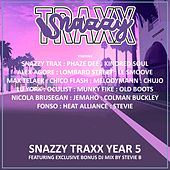 Snazzy Traxx Year 5 - EP de Various Artists