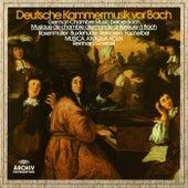 Bach 333: German Chamber Music Before Bach de Henk Bouman