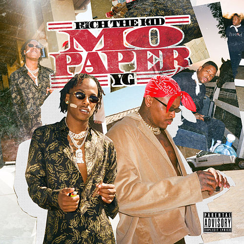 Mo Paper (feat. YG) by Rich the Kid