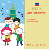 A Song For Christmas de Mantovani & His Orchestra