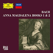 Bach 333: Complete Anna Magdalena Books 1 & 2 by Various Artists