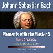 The Goldberg Variations - Version with accordion and Harpsichord - Moments with Master 2 by Niccolo Czer