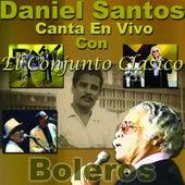 Boleros en Vivo de Daniel Santos