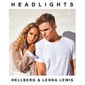 Headlights von Hellberg & Leona Lewis