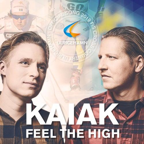 Feel The High (Official Song 2019 FIS Cross-Country World Cup Ulricehamn) von Kaiak