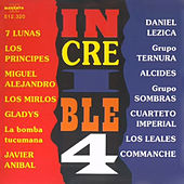 Increible 4 by Various Artists