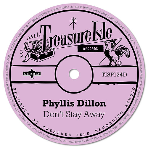 Don't Stay Away von Phyllis Dillon