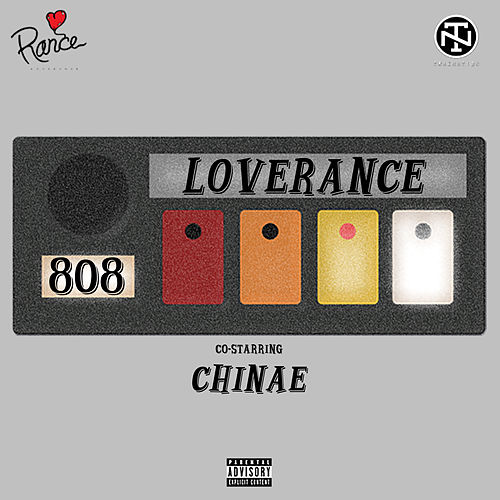 808 (feat. Chinae) by LoveRance