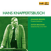 Brahms & Bruckner: The Symphonies by Various Artists