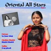 Oriental All Stars, Vol. 1 de Various Artists