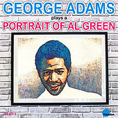 Portrait of Al Green de George Adams