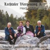 Heiter-besinnlich durch's Jahr von Various Artists