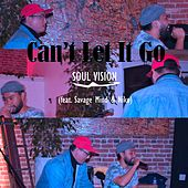 Can't Let It Go by Soul Vision