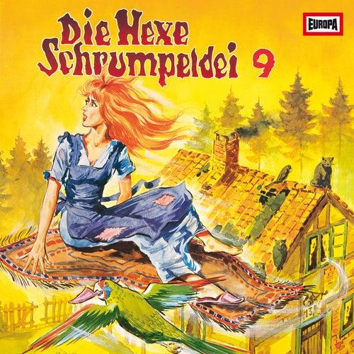 009/und der fliegende Teppich von Die Hexe Schrumpeldei