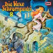 008/und der geheimnisvolle Turm von Die Hexe Schrumpeldei