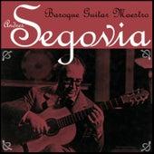 Baroque Guitar Maestro de Andres Segovia