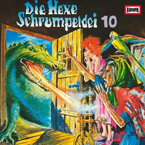 010/und die Drachenhexerei von Die Hexe Schrumpeldei