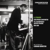 Strauss: Also sprach Zarathustra, Op. 30 & Till Eulenspiegels lustige Streiche, Op. 28 & Don Juan, Op. 20 by Leonard Bernstein