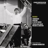Wagner: Tannhäuser Overture & Festive March & Tristan und Isolde Prelude and Liebestod di Leonard Bernstein / New York Philharmonic