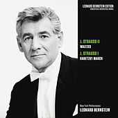 Strauss, Jr: Waltzes - Strauss, Sr.: Radetzky March von Leonard Bernstein