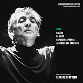 Ravel: Boléro, La Valse, Rapsodie espagnole & Alborada del gracioso von Leonard Bernstein / New York Philharmonic