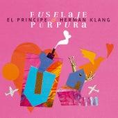 Fuselaje Púrpura de Gustavo Pena El Príncipe
