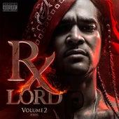 Rx Lord, Vol. 2 von A-Wax