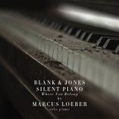 Where You Belong (Solo Piano) by Blank & Jones