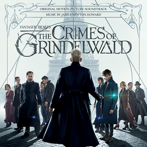 Fantastic Beasts: Crimes of Grindelwald (Solo Piano Selections) by James Newton Howard