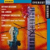 Benjamin: Concerto quasi una Fantasia & Concertino von London Symphony Orchestra