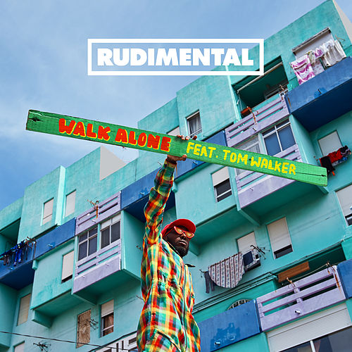 Walk Alone (feat. Tom Walker) von Rudimental