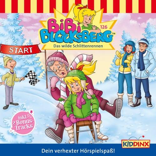 Folge 126: Das wilde Schlittenrennen von Bibi Blocksberg
