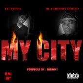 My City by BlakHoody Hound