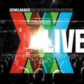 The 30 Years Retrospective (Live) von Deine Lakaien