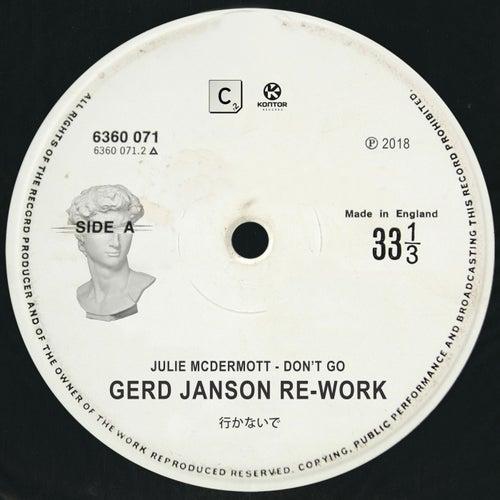Don't Go (Gerd Janson Re-Work) von Julie McDermott