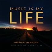 Music Is My Life de Sandro Peres