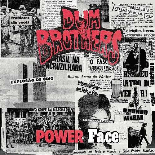 Power Face by Dum Brothers