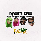 Nasty One Remix (feat. Stefflon Don, Kranium, HoodCelebrityy) by Lil Kim