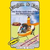 Die Suche nach dem Juwel (Eugen & Ede - Ihr neunter Fall) (Ein musikalisches Kinder-Hörspiel) by Olaf Franke