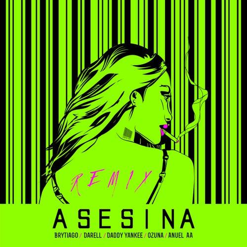 Asesina (Remix) de Brytiago
