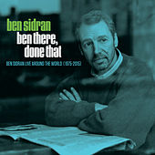 Ben There, Done That: Live Around the World (1975-2015) - SAMPLER by Ben Sidran