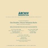 Bach 333: Brandenburg Concertos And Viola Da Gamba Sonatas (Vol. 1) de August Wenzinger